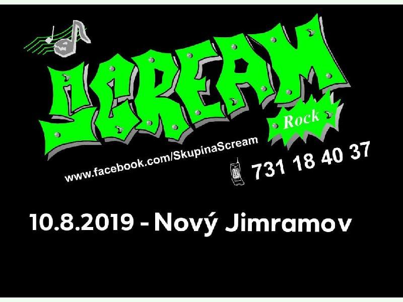 SDH Nový Jimramov - taneční zábava